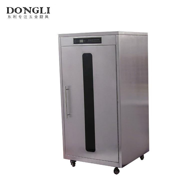 厨房设备厂家 紫外线消毒柜 厨房碗碟餐具全方面杀菌消毒机器批发